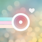 Cutify Me - Kawaii Photo Decoration with Dress Up Stickers Cute Face Masks Lovely Bokeh Light Effects and Vintage Filters icon