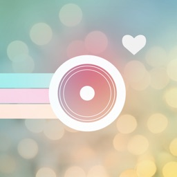 Cutify Me - Kawaii Photo Decoration with Dress Up Stickers Cute Face Masks Lovely Bokeh Light Effects and Vintage Filters