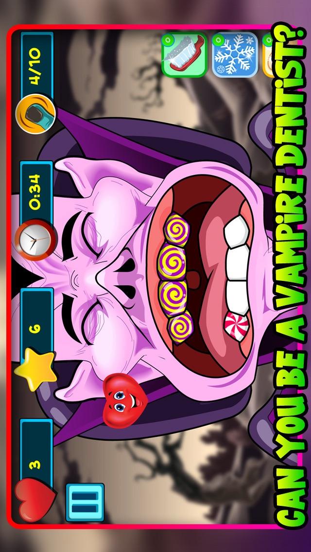 Skeleton Dentist Game