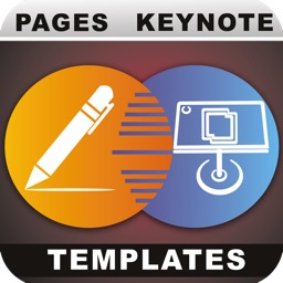Templates for Pages Keynote