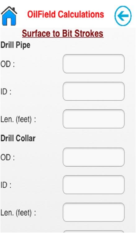 OilField HandyCalc