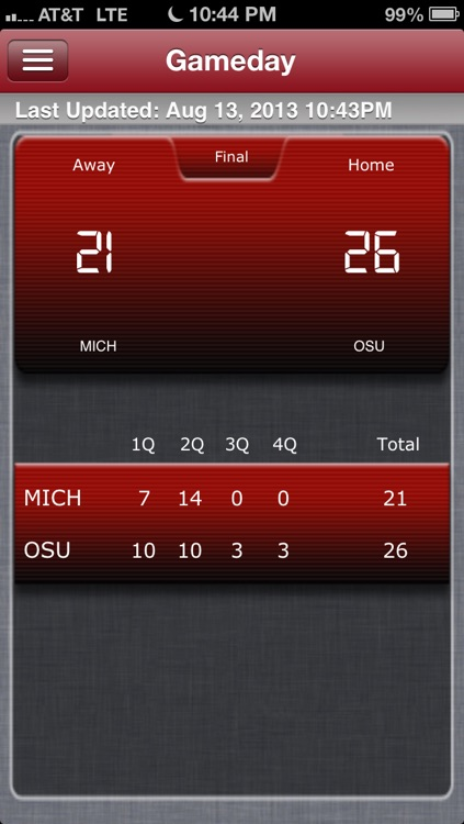 Ohio State Football Live screenshot-4