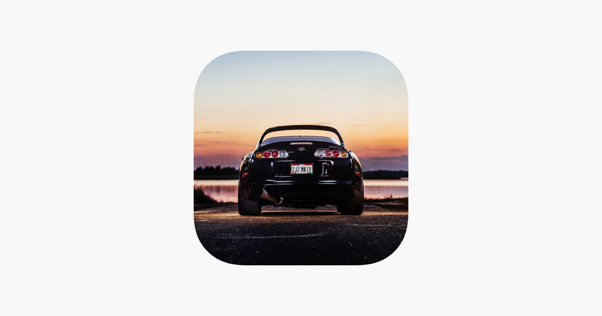 Toyota Supra Edition On The App Store