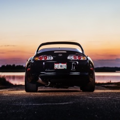 Hd Car Wallpapers Toyota Supra Edition On The App Store