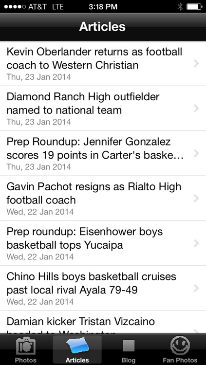 Daily Bulletin Prep Sports screenshot-3