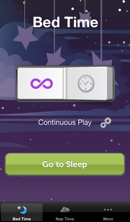Sleep Genius Baby: Calming Nap and Sleeping Music for Babies screenshot-4