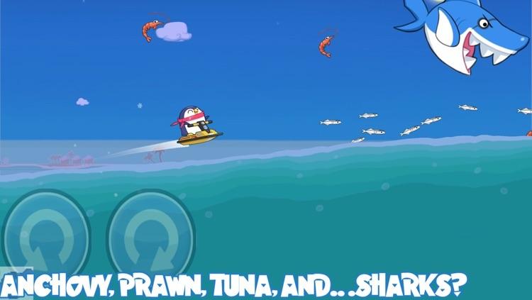 Cool Surfers 1 :Penguin Run 4 Finding Marine Subway 2 Free screenshot-3