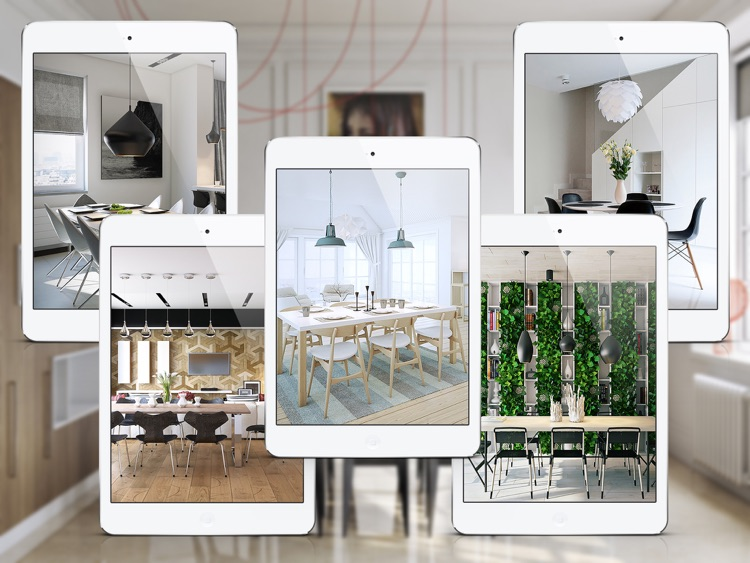 Interior Design Ideas - Modern Home with a Lot of Personality for iPad