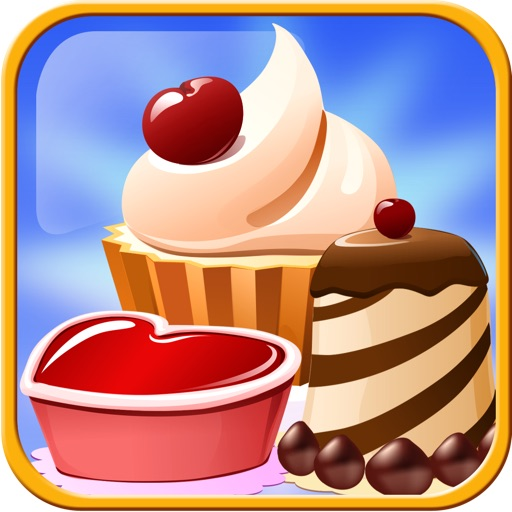Cake Jam Match