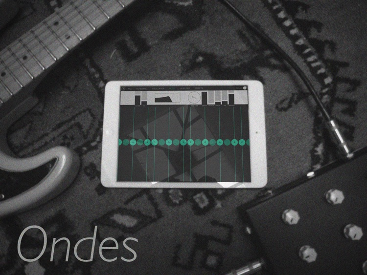 Ribbons : Expressive Electronic Instrument screenshot-0