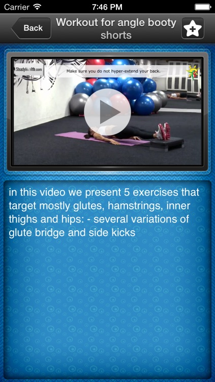 Fitness for Women Free Video - Personal trainer for pilates, yoga, gym, aerobic, cardio, crossfit screenshot-3