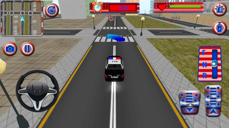 Clash of Cop City Crime Combat screenshot-3