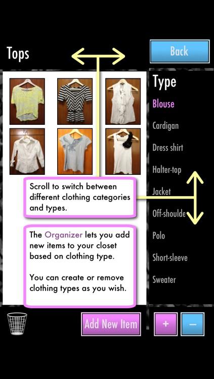Closet Fashions Wardrobe Manager