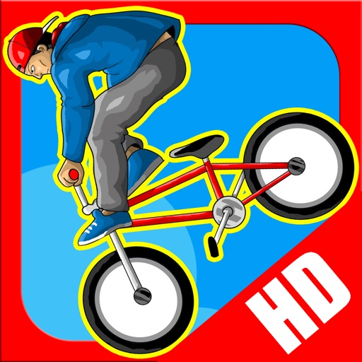 A BMX Freestyler Bike Racing Tricks HD