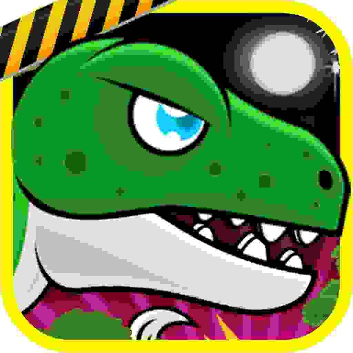 Dinosaur The Adventure : Classic fighting And Shooting Run Games iOS App