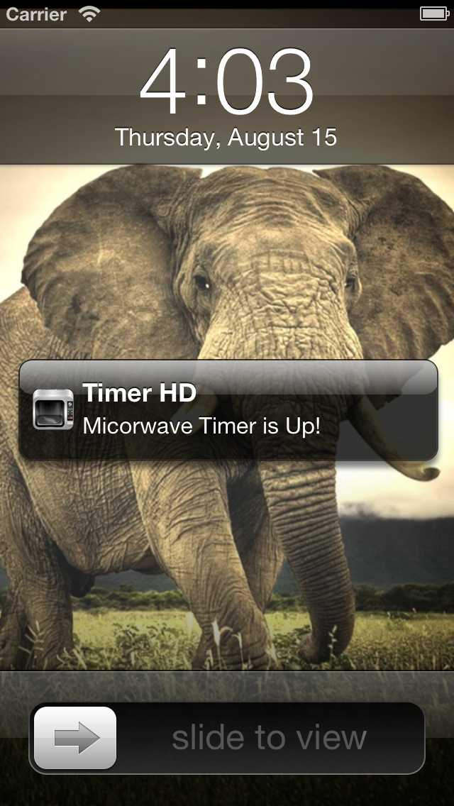 点击获取Microwave Timer +