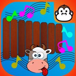 Baby Music & Animals - Marimba & Vibraphone