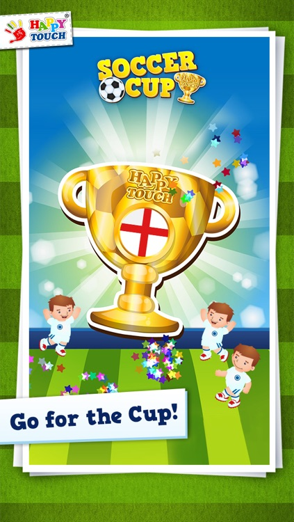 Kids Football Game - Soccer Games by Happy-Touch® screenshot-3