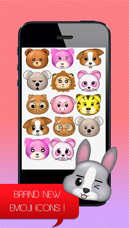 BigMojis Free - Very Large Emoji Stickers screenshot-4