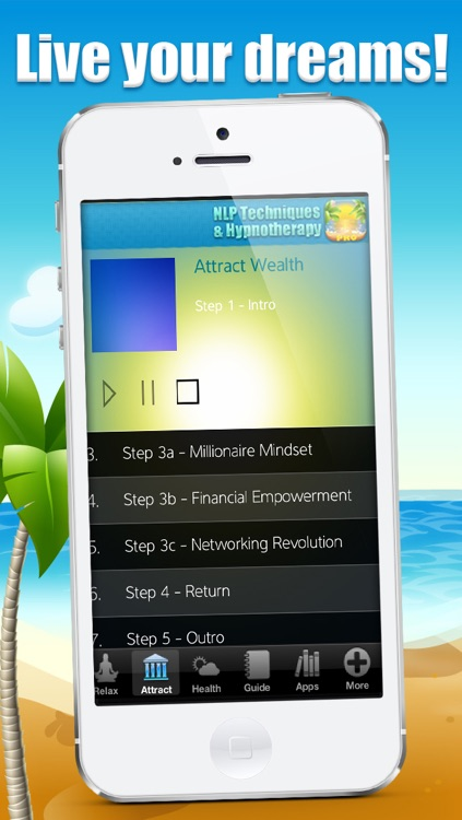 NLP Hypnosis Secrets PRO - Personal Development & Self Help screenshot-3
