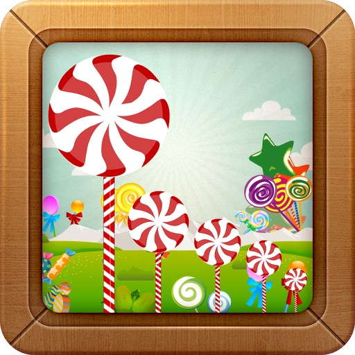 Chocolates, Candy & Sweets Factory Lite icon