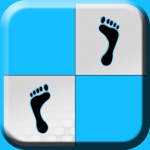 Blue Tile - Don't step on other tiles