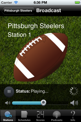 Pittsburgh Football Live - Radio, Schedule, News - náhled