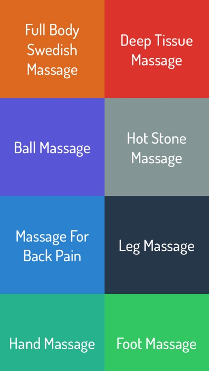 Massage Techniques - Best Learning Guide