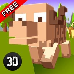 Pixel Wildlife: Sheep Survival Simulator Free