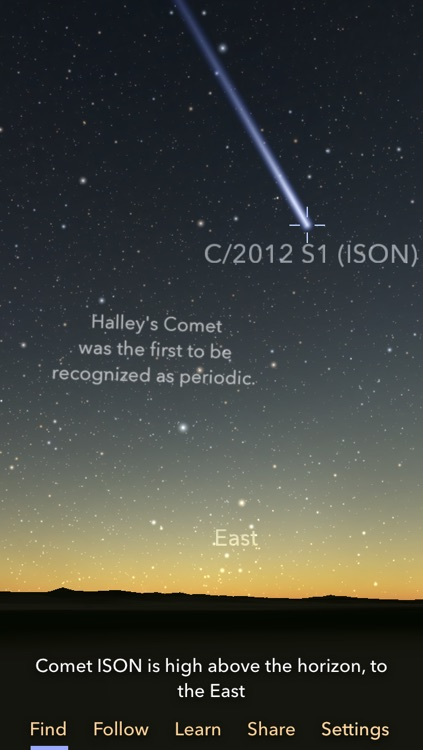 Comet ISON screenshot-1