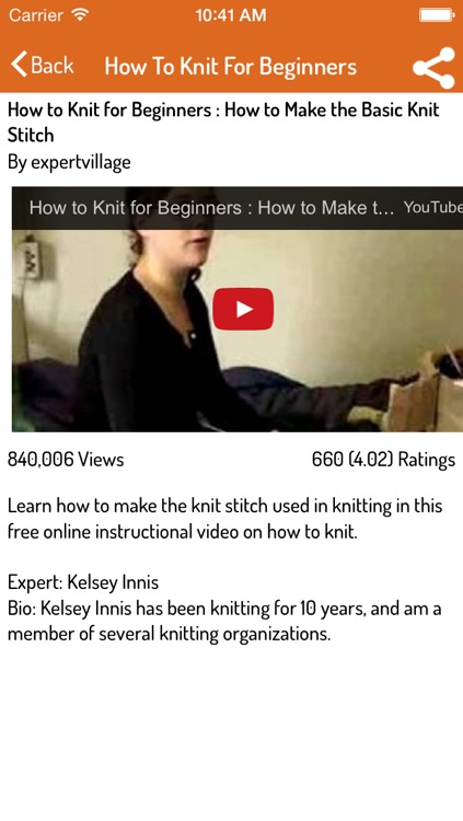 How To Knit - Complete Video Guide screenshot-3