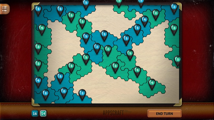 Hexagon Wars screenshot-3