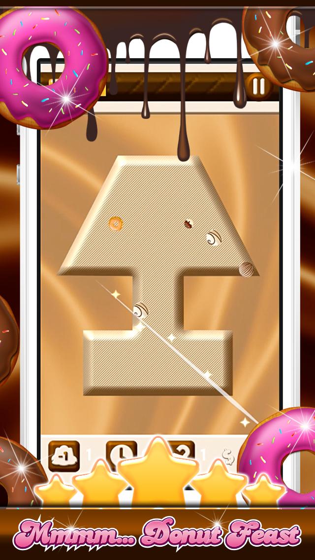 クレイジーチョコレイトドーナツブロックスラッシュのおすすめ画像4