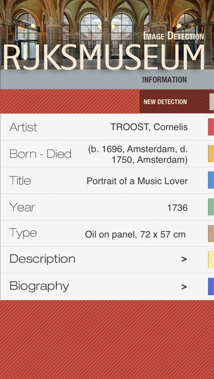 Rijksmuseum Amsterdam ID audio guide screenshot-2