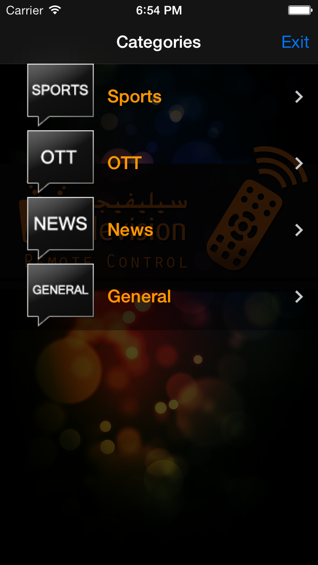 download Selevision Remote Control apps 0