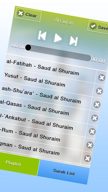 MP3 Quran- Saud al Shuraim