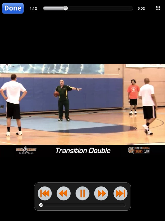 Offense: Transition, Motion & More - With Coach Mitch Buonaguro - Full Court Basketball Training Instruction - XL screenshot-4