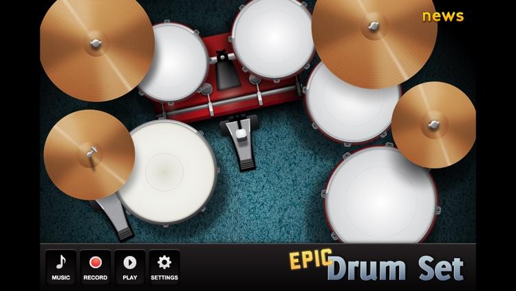 Epic Drum Set