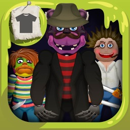Scary Nights at Monster Salon – Halloween Dress Up Games for Kids Free
