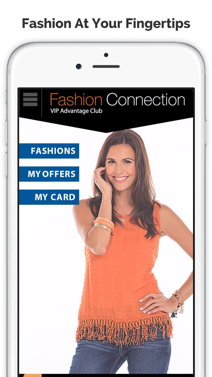 Fashion Connection Screenshot