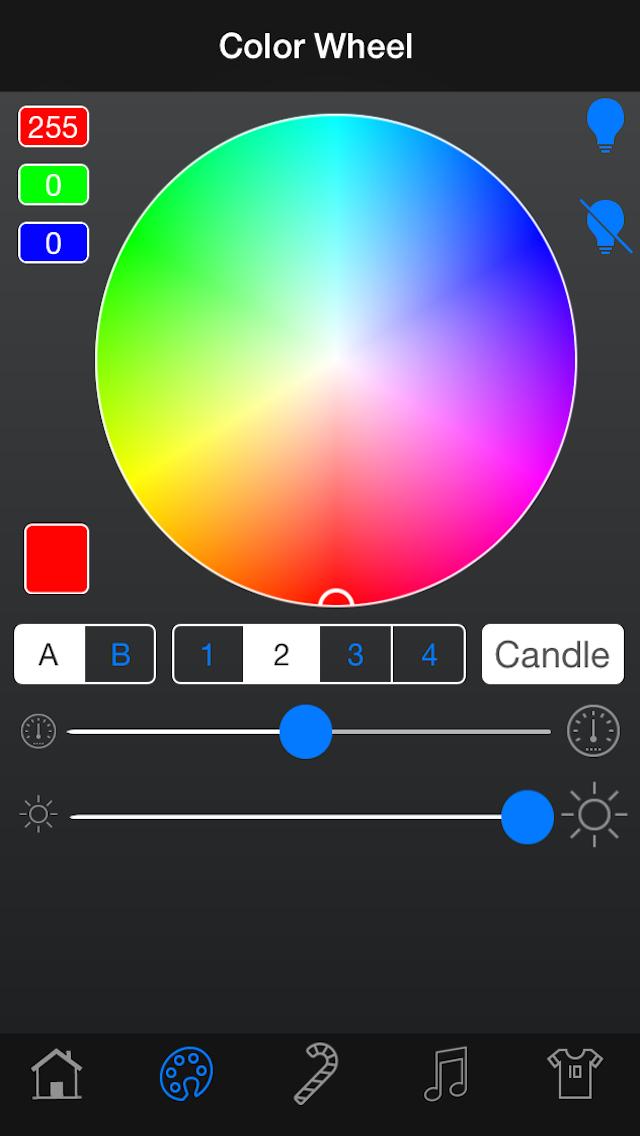 LightKit RGB screenshot two