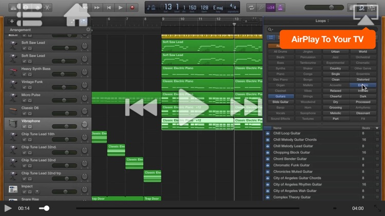 Make EDM Course For GarageBand screenshot-3