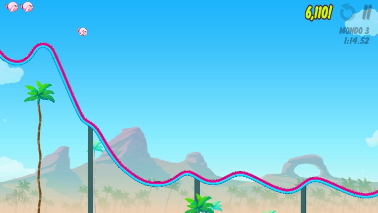 Waterslide Clyde and the Epic Glide: Waterpark Speed Racing