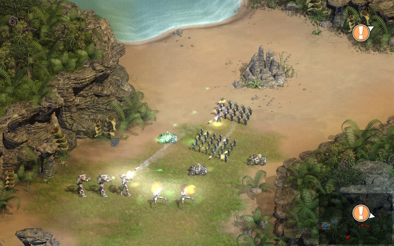 SunAge - Battle for Elysium Screenshots