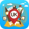 イギリス オフライン旅行ガイド&地図。ツアー紹介 ロンドン,ニューヨーク,マンチェスター,エディンバラ