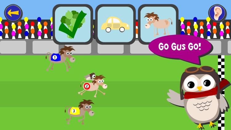 Gus on the Go: Korean for Kids screenshot-4