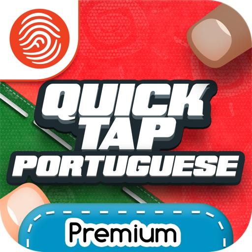 Quick Tap Portuguese Premium - A Fingerprint Network App