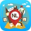 オランダ オフライン旅行ガイド&地図。ツアー紹介 アムステルダム,ロッテルダム,マーストリヒト,遠慮なく言って
