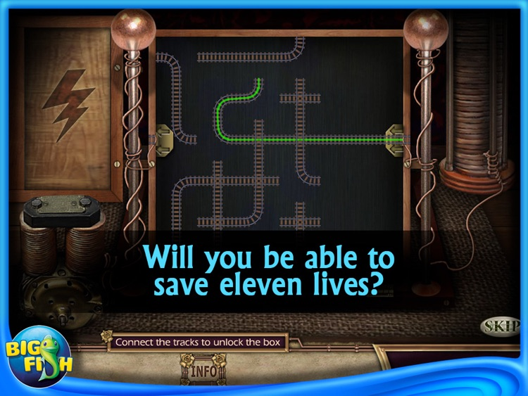 Hidden in Time: Looking Glass Lane HD - A Hidden Object Adventure screenshot-3