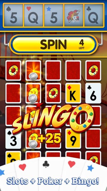 Slingo Shuffle: Number Matching Game